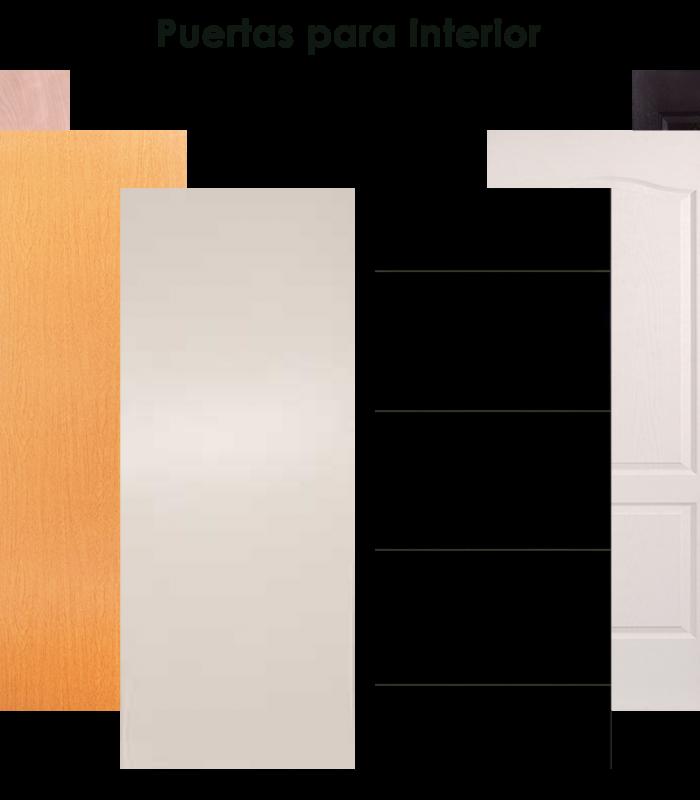 puertas para interior FB y T